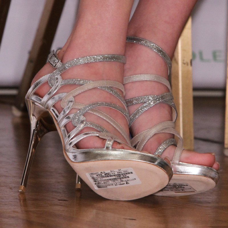 戸田恵梨香の靴底