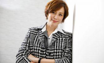 米倉涼子、ドラマの現場でむくみ取り!ストレス解消はアルゼンチンタンゴで【美痩せインタビュー】