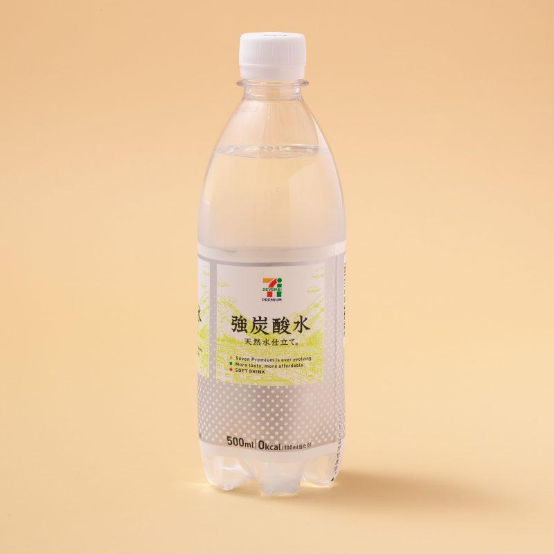 セブン−イレブンの強炭酸水