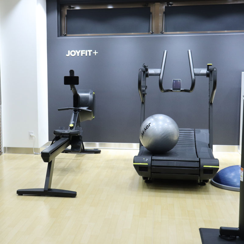 JOYFIT+麻布十番のトレーニングルーム