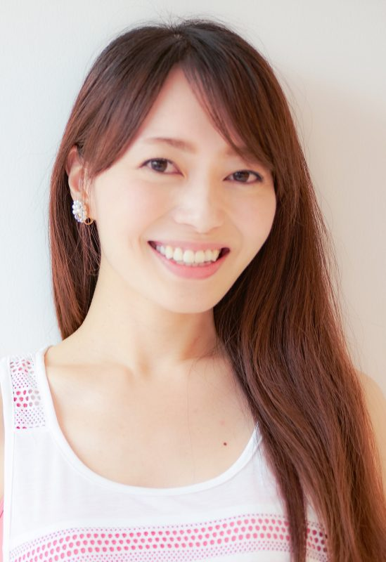 ヨガインストラクターChikakoさんの顔
