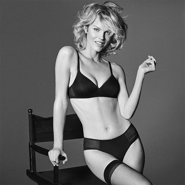 イタリアのランジェリーブランド「ヤマメイ」の新キャンペーンのイメージモデルに起用されたエヴァ・ハーツィゴヴァ
