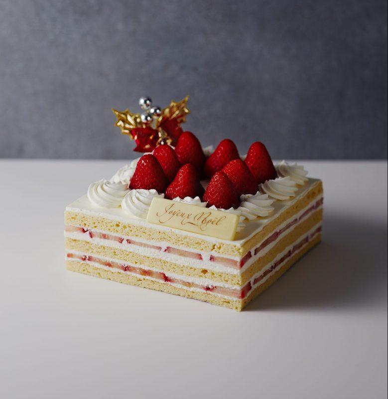 京王プラザホテルの『低糖質フレジェ』