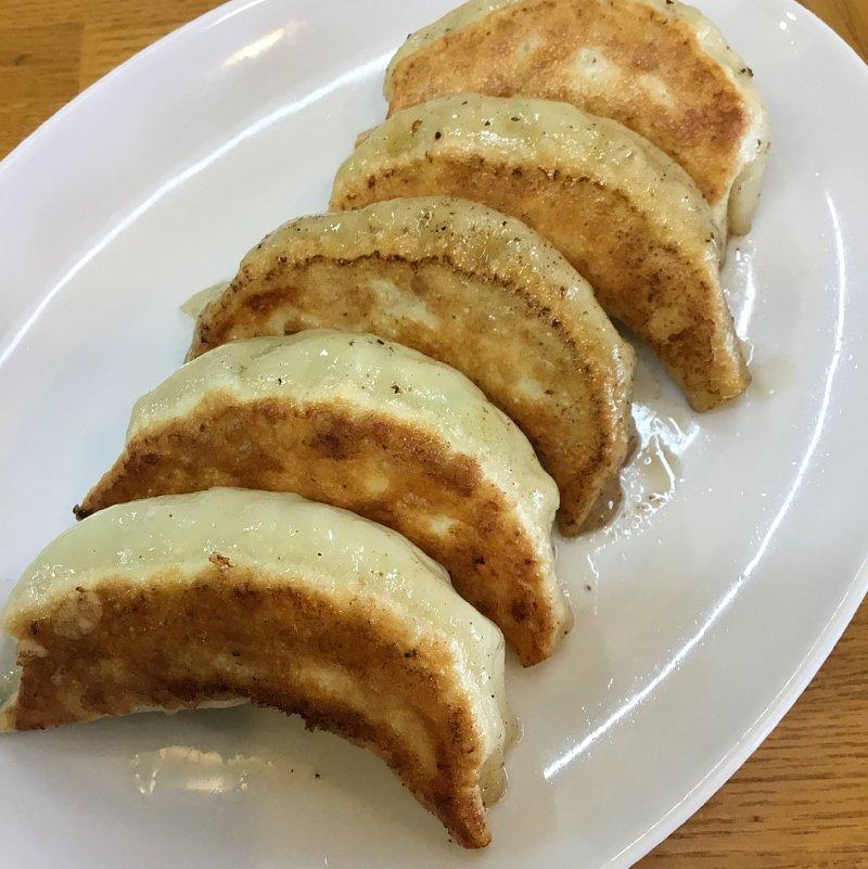 『中華トントン』の餃子