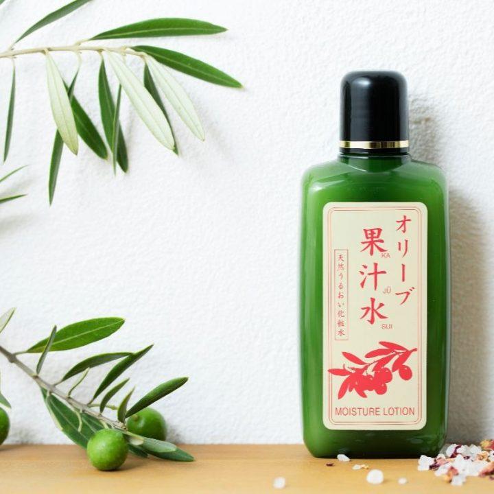 『オリーブマノン グリーンローション(果汁水)』商品写真