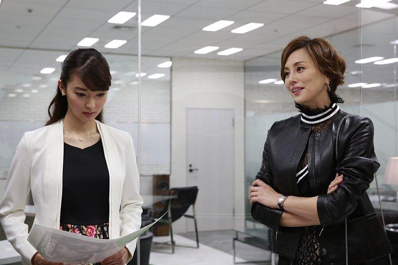 米倉涼子と宮本茉由