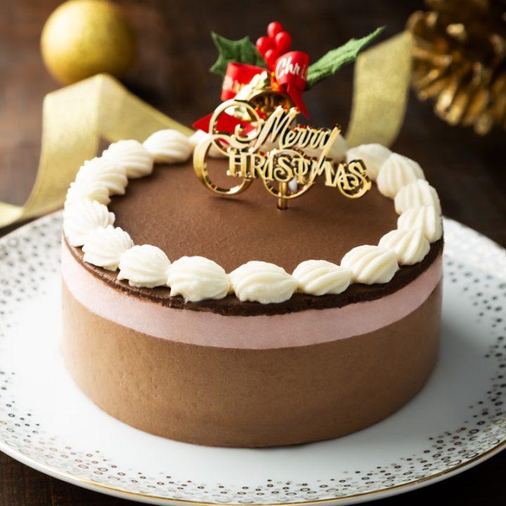 ライザップのクリマスケーキ「チョコムース」