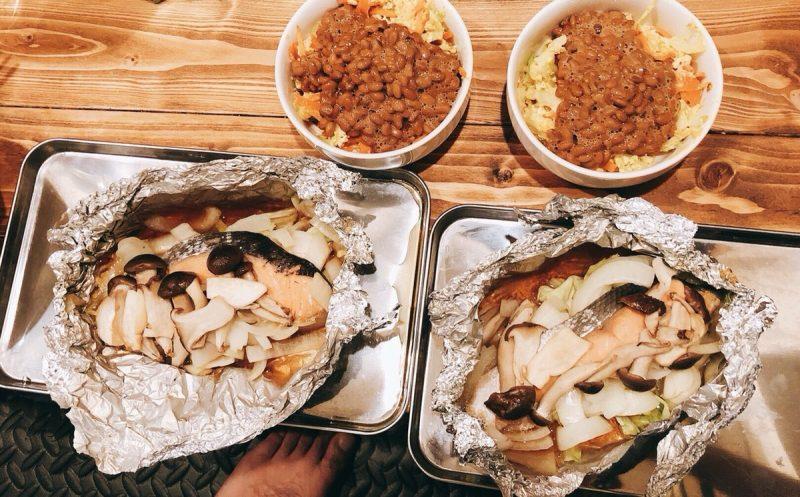 「WATRICK(ワトリック)」のトレーナー・大西舞さんが作った夕飯