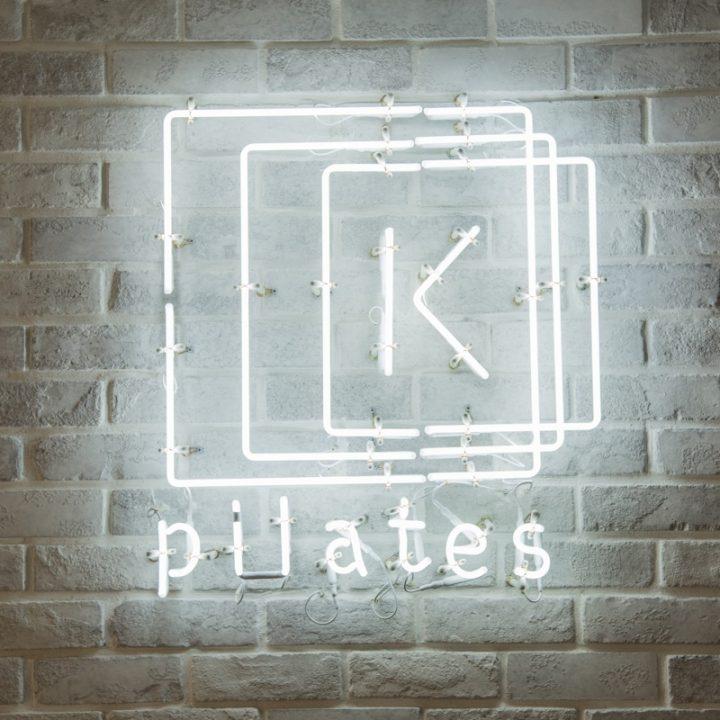 ピラティスKのロゴ