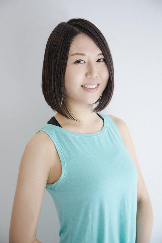 ZERO GYMトレーナーの松尾伊津香さん