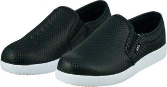 ワークマンのスリッポン、「滑らない」レディース靴として妊婦らに人気