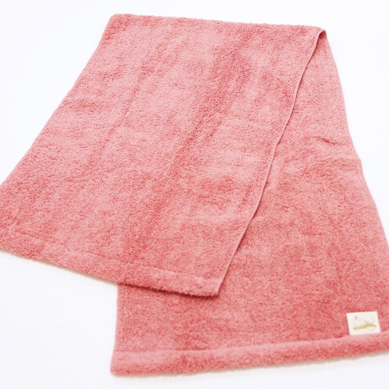 エニータイムサイズのタオルを半分に折った状態