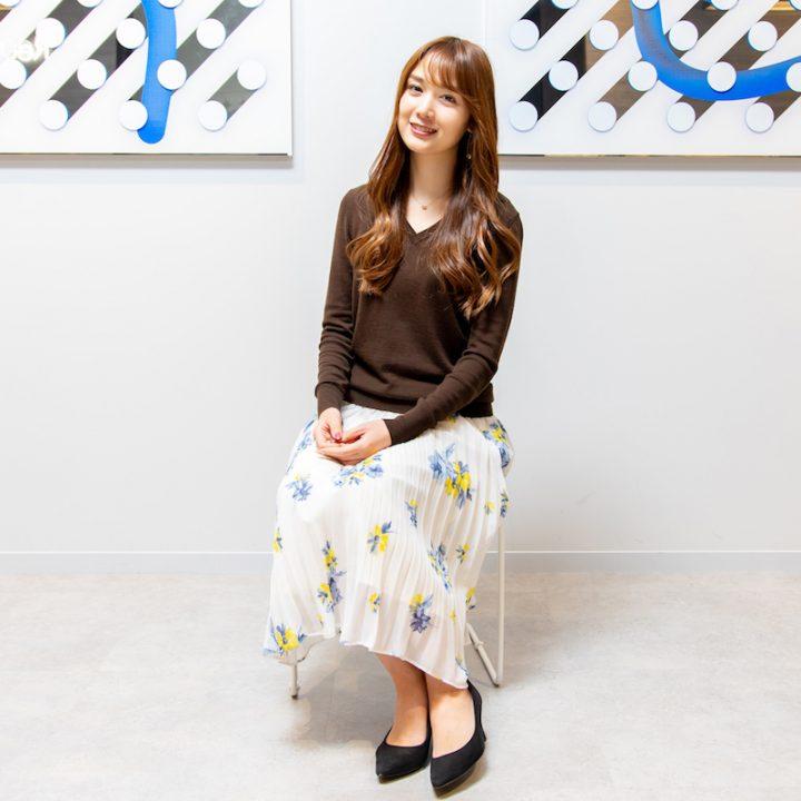 avex広報の板橋美奈さん