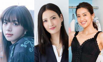 菜々緒、池田エライザ、中村アンら人気モデル5人の美に迫る!本人が語る私生活のヒミツ