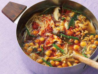 薬膳料理のおウチレシピ|便秘・ダイエットに効果的な「火鍋」など7品