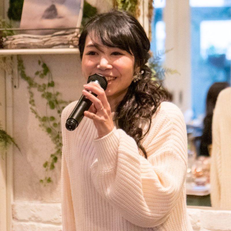 「SHARE EAT(シェアイート)」代表の福田怜奈