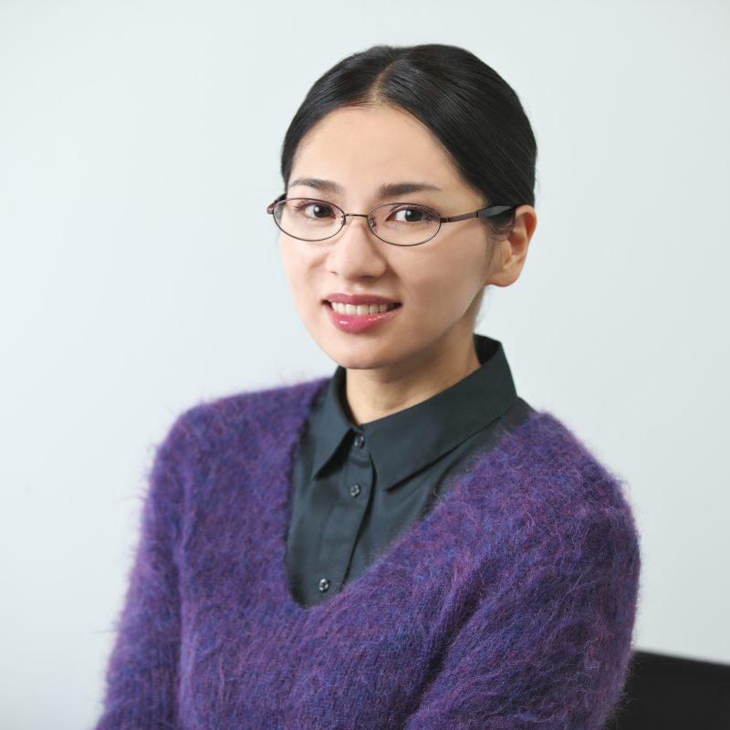 『ハケン占い師アタル』田端友代役の野波麻帆