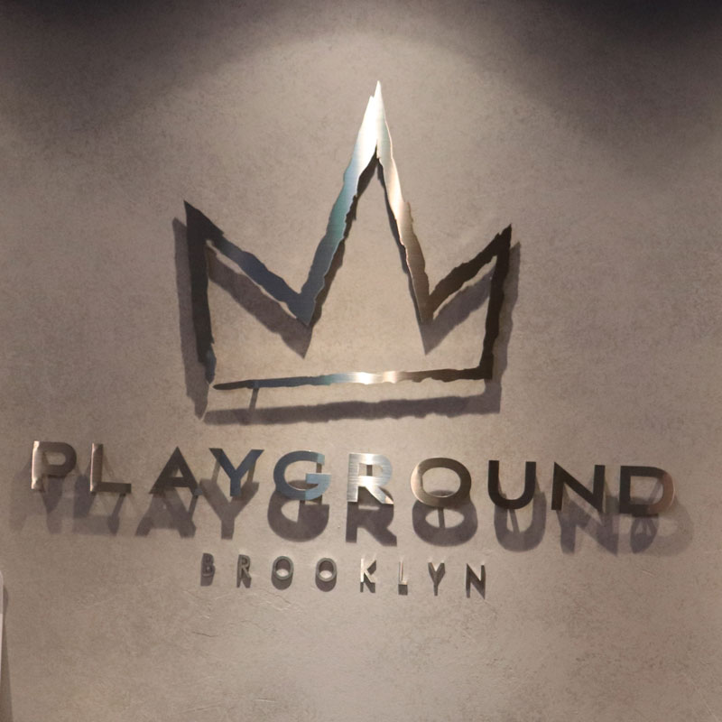 「PLAYGROUND(プレイグラウンド)」の入り口