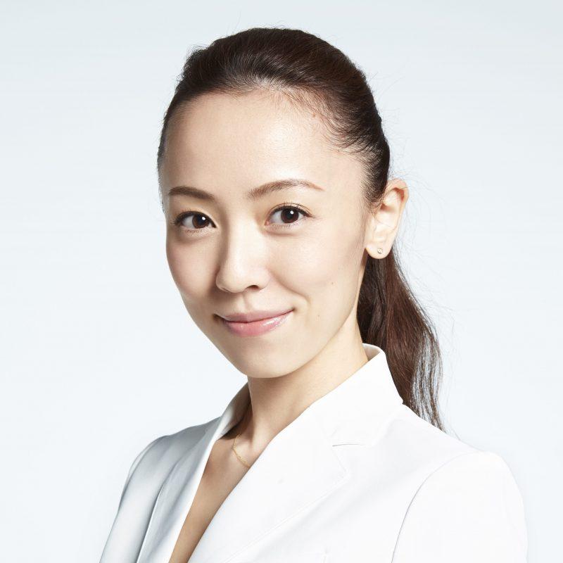 産婦人科専門医、タレントの丸田佳奈さんの顔