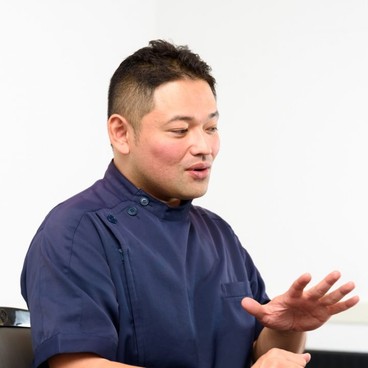 柔道整復師の志水剛志さん
