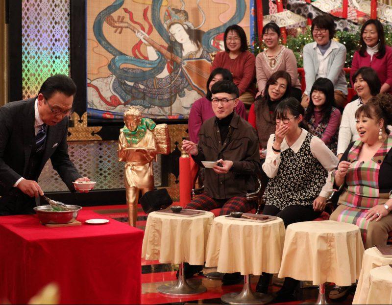 『梅沢富美男のズバッと聞きます!』に梅沢富美男、森公美子、ギャル曽根、ロバート・馬場裕之が出演