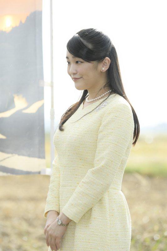 新潟県佐渡市を訪れた眞子さま