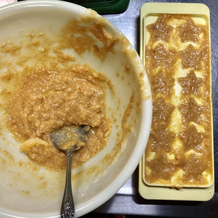 味噌玉作り3