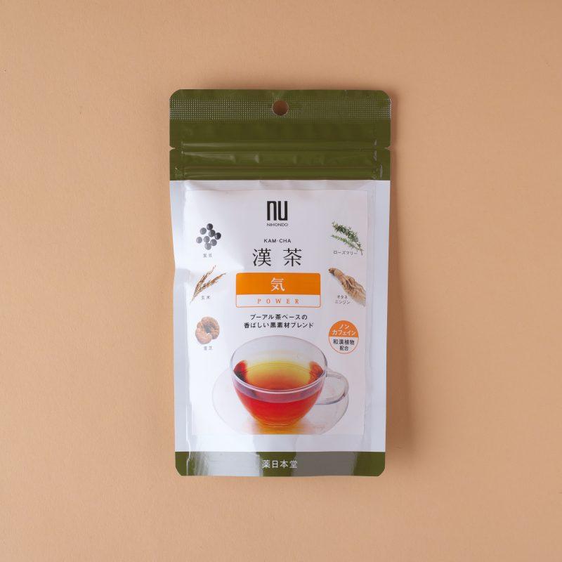 薬日本堂の漢茶 気 POWER