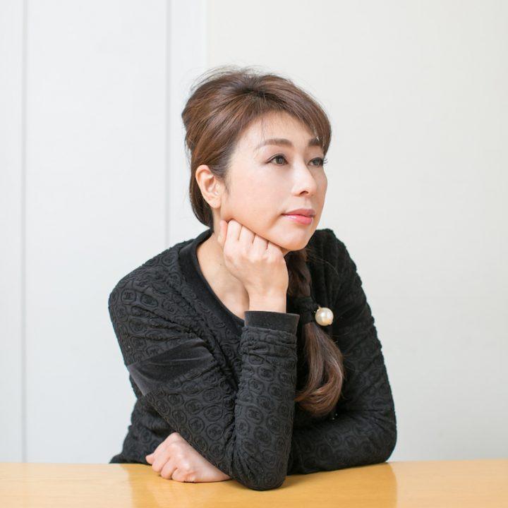 久優子さんのリンパケア