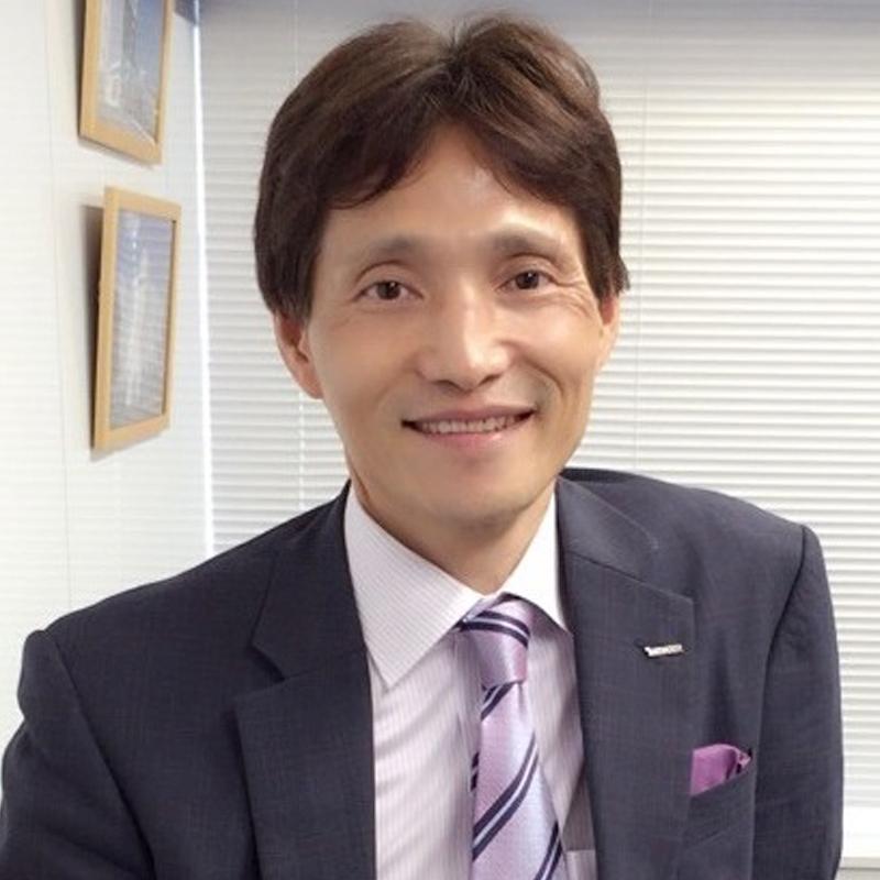 石川泰弘さんの顔写真