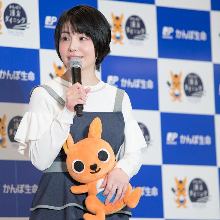 「漢方ダイニング」イベントに登壇した森崎友紀
