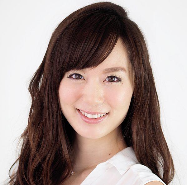 小林麻利子さんの顔写真