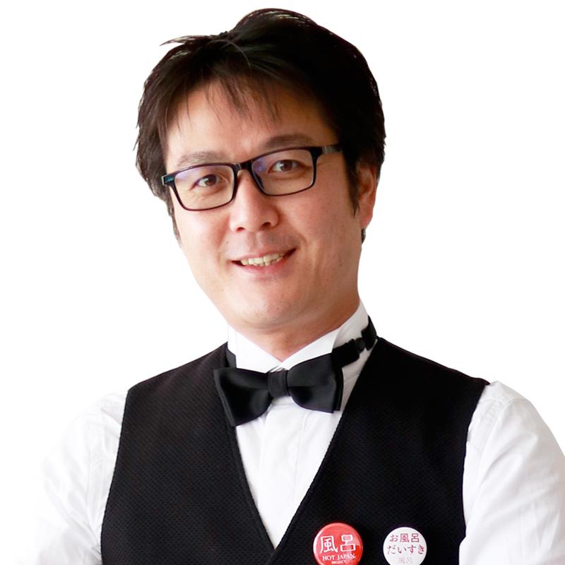 松永武さんの顔写真