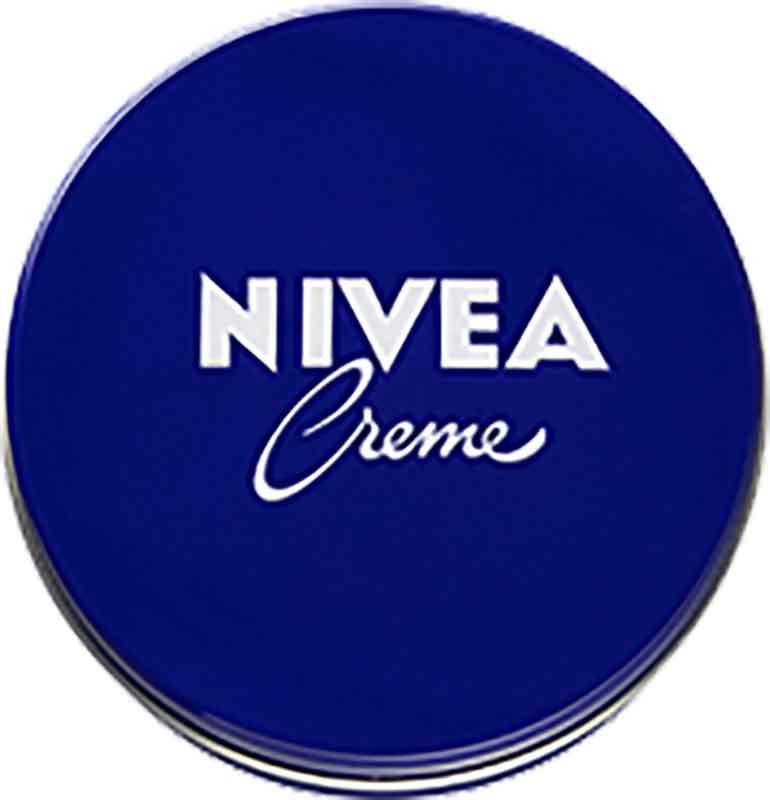ニベアの青い缶に入ったクリーム