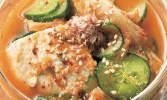 """""""長生きみそ汁""""でおかず味噌汁ダイエット!乳酸菌豊富「豆腐とキムチのみそ汁」レシピ"""