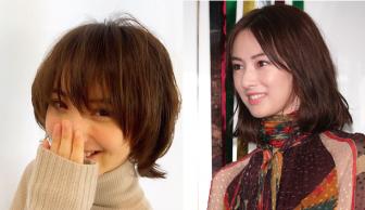 続々カット!佐々木希、北川景子ら美女7人のキュートなヘアスタイル写真