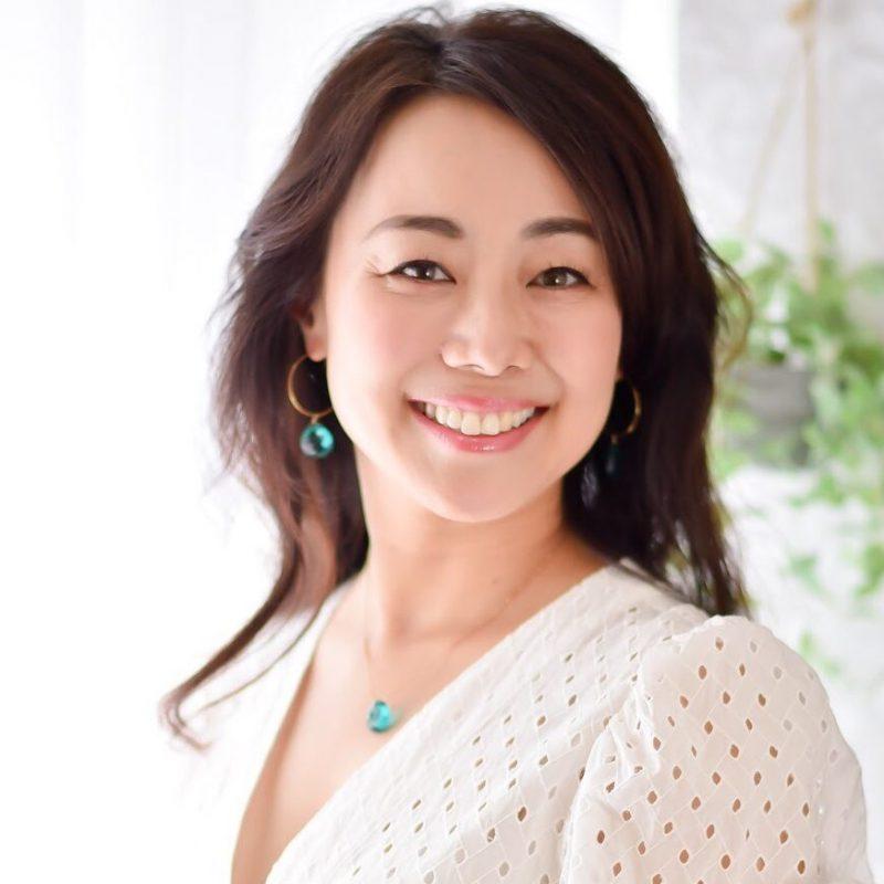 小泉美樹さんの顔