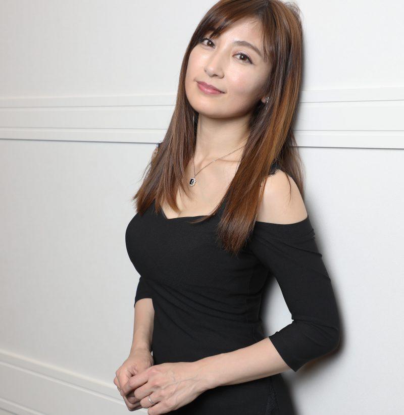 熊田曜子 出産で17 増も ながら エクササイズで体重減 美くびれキープ 美痩せインタビュー 1 1 ダイエットポストセブン