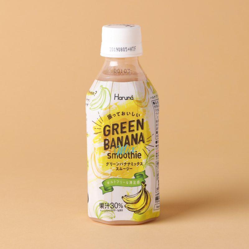 HARUNAのグリーンバナナミックススムージー 270g