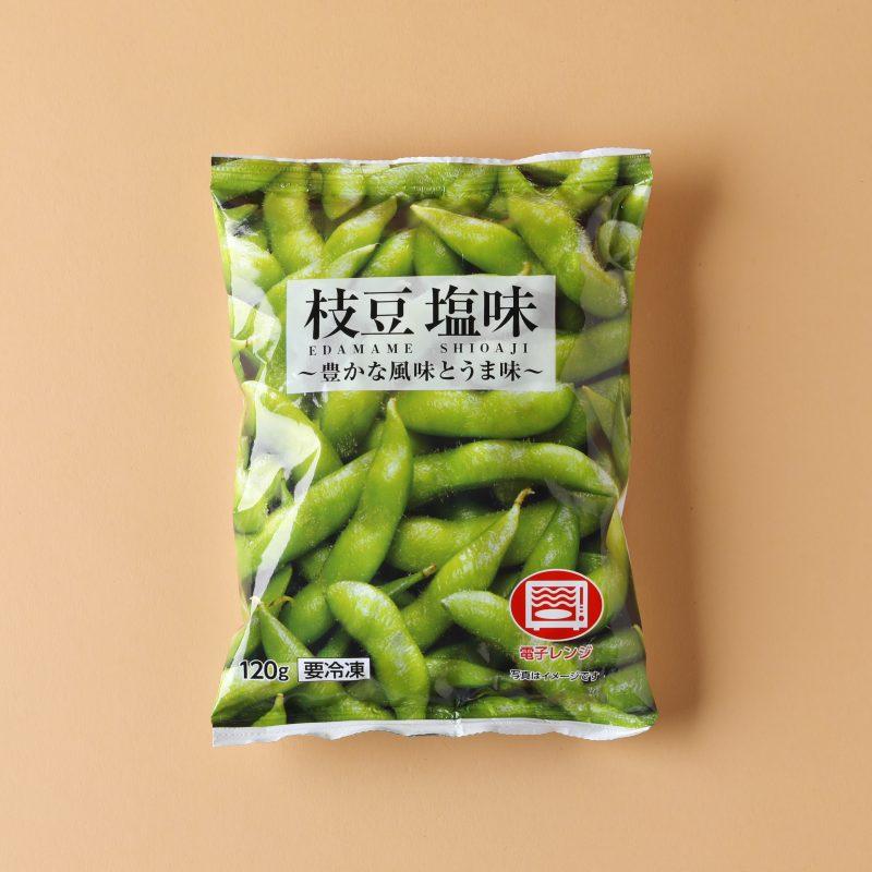 セブン-イレブンの枝豆塩味