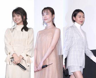 島崎遥香は「ガーリー&クール」なワンピスタイル!美女5人の【ファッションチェック】