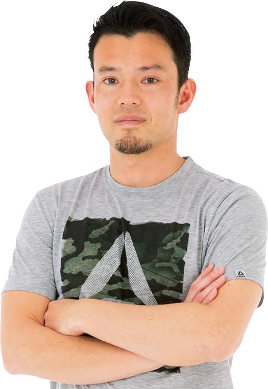 菅原さんの顔写真