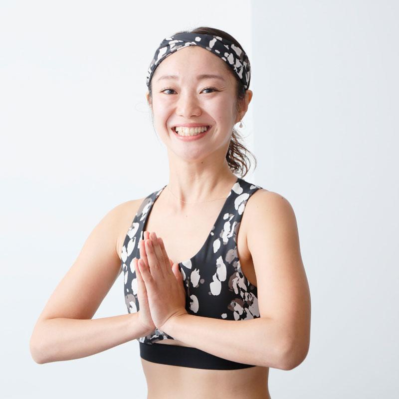 LAVA(ラバ)のトップインストラクター・横田佳代子さん