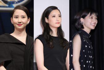 菜々緒は美脚強調のミニワンピ!女優5人の春のブラックコーデ集【ファッションチェック】