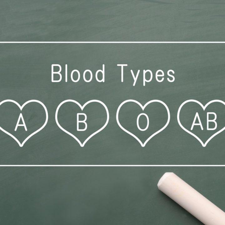 血液型のイメージ画像