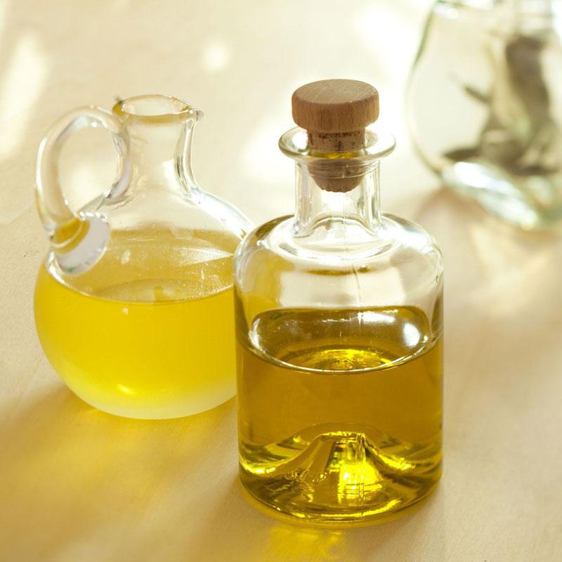 酢とオイル