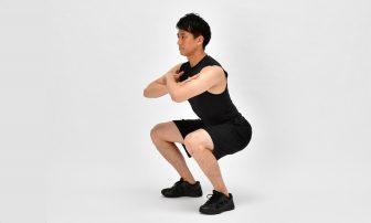 スクワットで効果的に痩せる|正しいやり方や簡単アレンジ6選まとめ