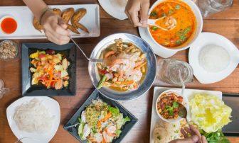 ダイエット中の外食におすすめ ボディメイク中に食べてOKのタイ料理3選