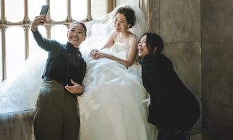 服部由紀子さんがウエディングメイクの極意を伝授!花嫁をきれいにする5つの方法