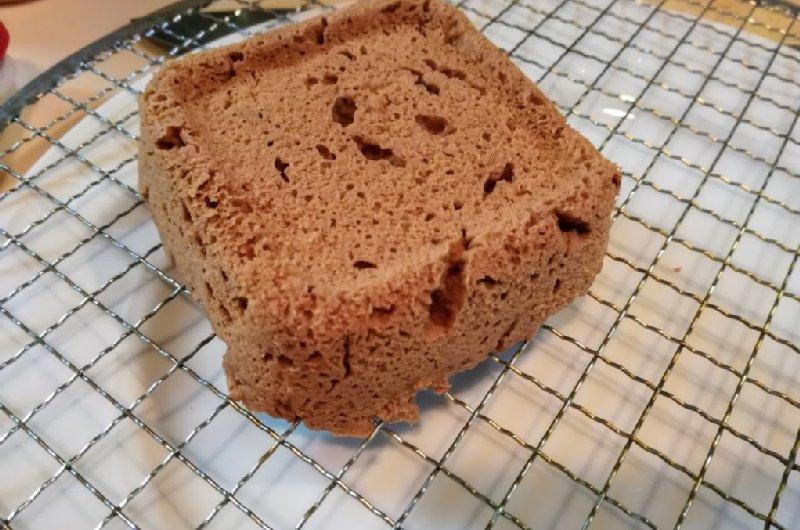 糖質ゼロ 奇跡のおから蒸しパン